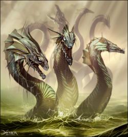 Hydra attack