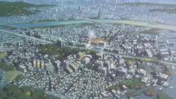 Karakura City