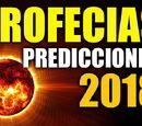 Fechas Clave y Proféticas del 2018