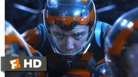 Ender's Game (3 10) Movie CLIP - Ender Battles Two Armies (2013) HD
