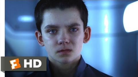 Ender's Game (4 10) Movie CLIP - I Quit (2013) HD