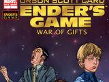 War of Gifts (Comic Book)