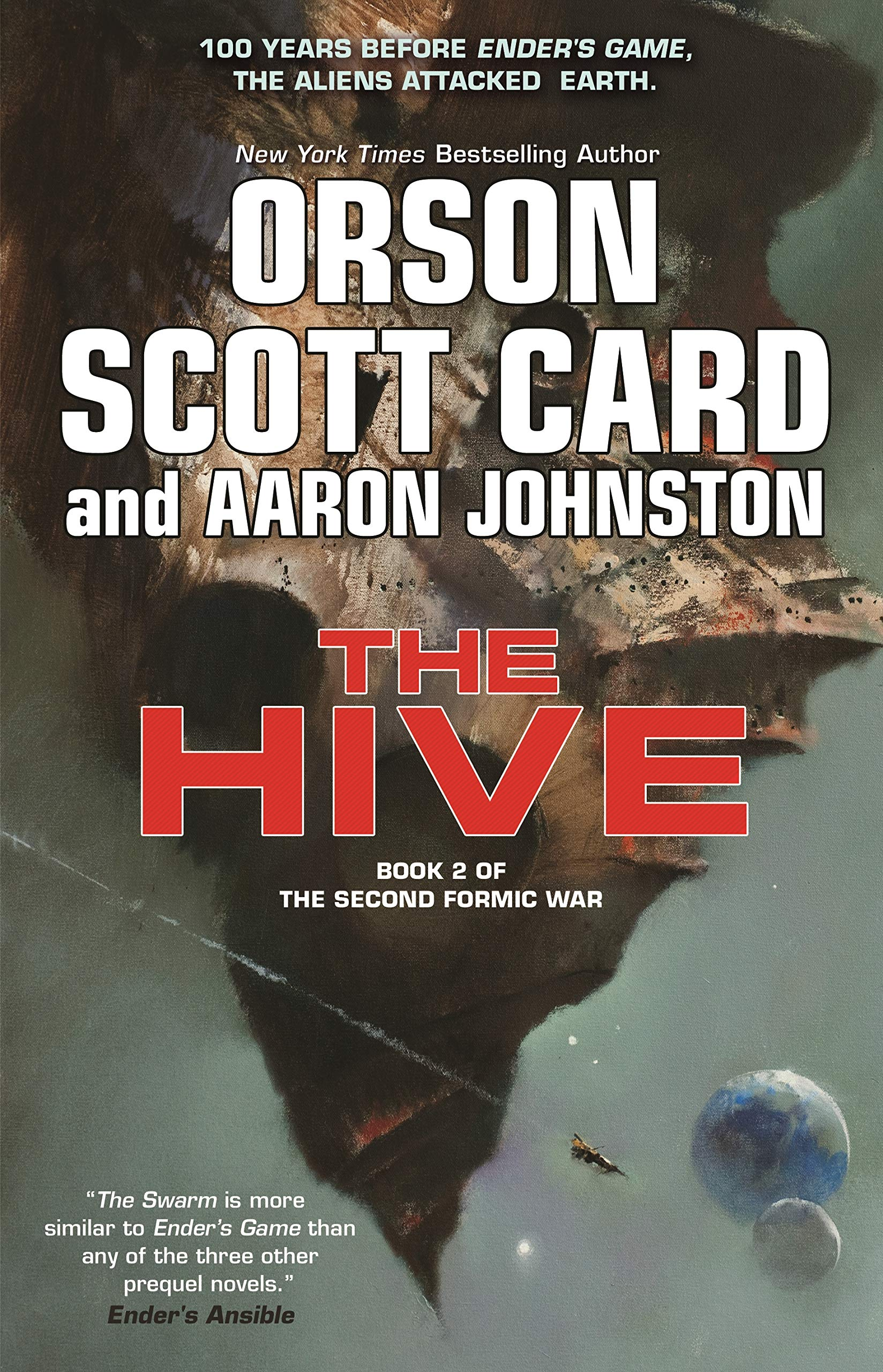 Queen & Commander (A Hive Queen Novel Book 1)