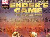 The League War (Comic Book)