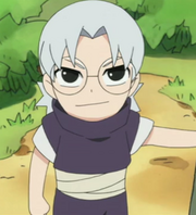 Kabuto in Rock Lee