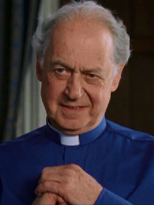 John Standing als Bischof Lilliman, 2005