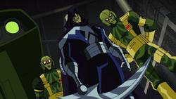 Reaper mit Soldaten