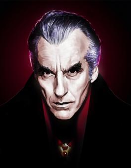 Dracula portrait by daniel-murray