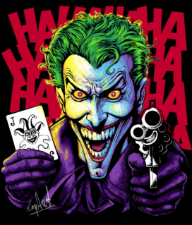 Joker by roy-aiuto