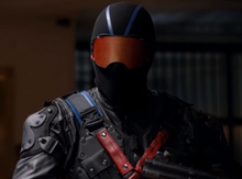 Vigilante in Arrow