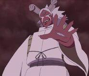 Momoshiki demon form 0