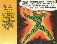 Riddler-first-appearance