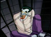 B-tas joker-straightjackett