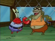 Bubble Bass and Steals Dollar