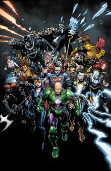 Black Manta Injustice League