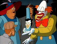 B-tas joker-jekko