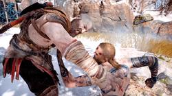 Baldur schlägt Kratos
