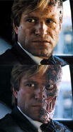 CGI Two-face before and after