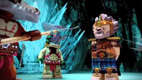 LEGO Legends of Chima - Cragger's Destiny
