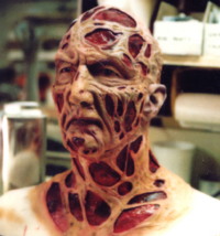 Englund-Freddy Early-Makeup-Design