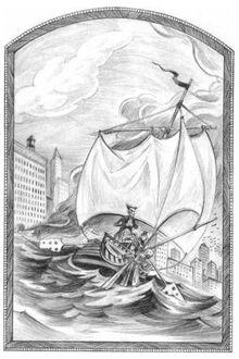 Schiff FLucht