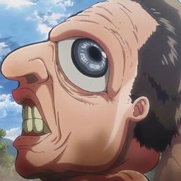 Gieriger Titan anime