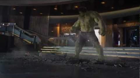 Hulk vs. Loki BAM BAM BAM HD GERMAN