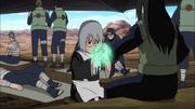 Kabuto trifft Orochimaru (1)