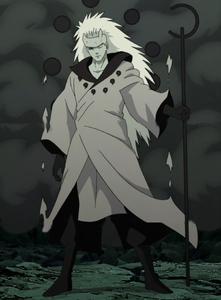 Madara Jinchuriki anime
