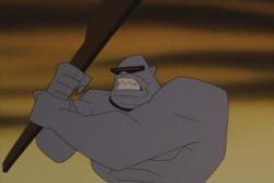 Mutant leader animated