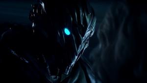Savitar talking to Killer Frost