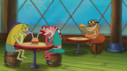 Bubble Bass in the Movie