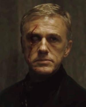 Christoph Waltz als Ernst Stavro Blofeld, 2015