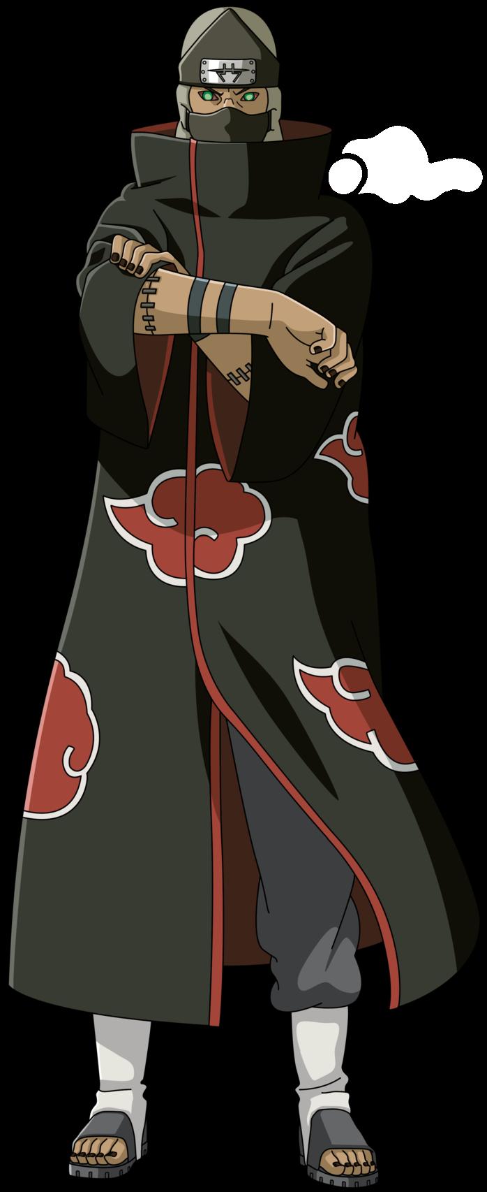 Kakuzu [Akatsuki]  Naruto Shippuden Minecraft Skin