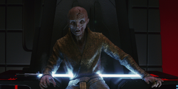 Snoke-killed