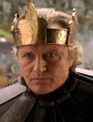 Rutger Hauer als Lord Vortigern, 1998