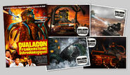 Gualagon posters