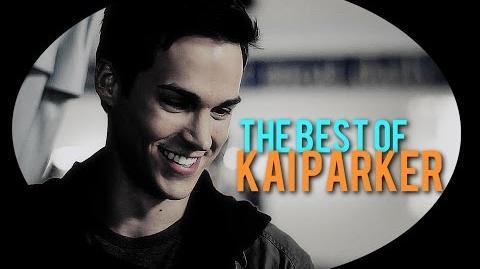 ►the best of Kai Parker HUMOR season 6-0