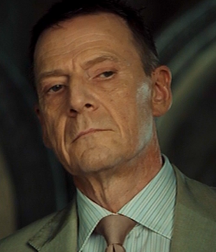Jesper Christensen als Mr. White, 2006-2015
