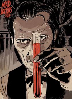 Frankenstein-scientist by francesco-francavilla