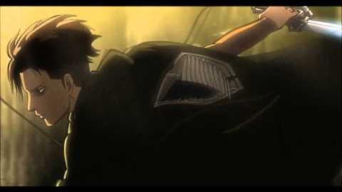 Attack on Titan (Shingeki no Kyojin) - Levi vs Female Titan Theme Song