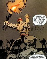 Mutant leader comic