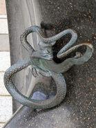 Nure-Onna Statue