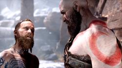 Baldur trifft Kratos