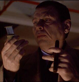 Larry Drake als Robert G. Durant in 'Darkman II'