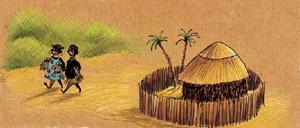Nenemama Nenepapa Hütte