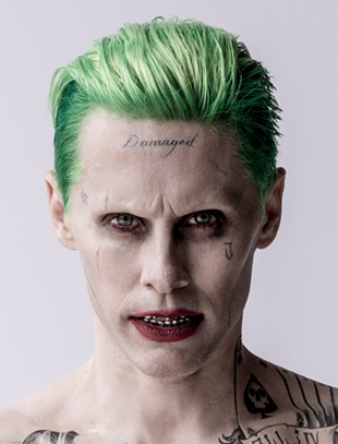 Jared Leto als 'Joker'