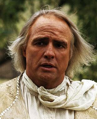 Marlon Brando als Lee Clayton, 1976
