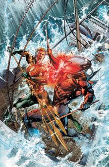 Manta gegen Aquaman