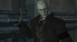 Ocelot MGS Revolver